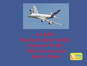 AI APS Recruitment