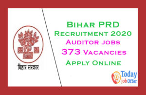 Bihar PRD Recruitment