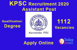 KPSC Recruitment