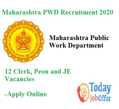 Maharashtra-PWD-Recruitment