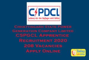 CSPGCL Apprentice Recruitment