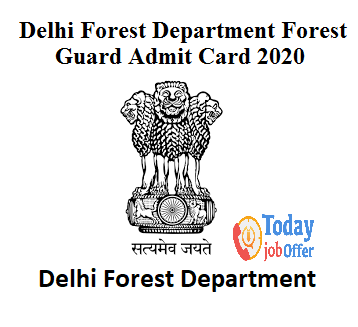 Delhi-Forest-Department