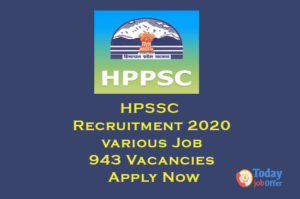 HPSSC Recruitment