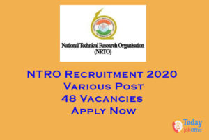 NTRO Recruitment