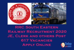 RRC South Eastern Railway Recruitment