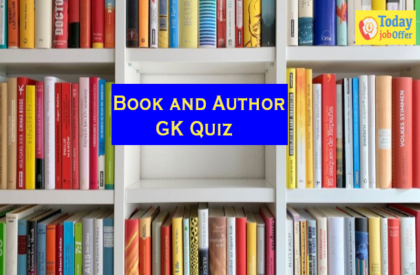Book and Author GK Quiz