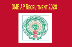 DME AP Recruitment