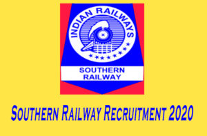 Southern Railway Recruitment