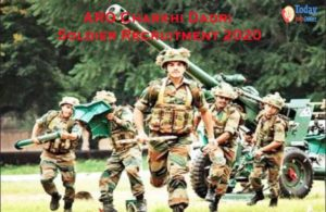 ARO Charkhi Dadri Soldier Recruitment 2020